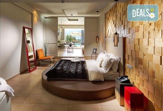 Изпратете лятото с почивка в Hotel Blue Dream Palace 4*, о. Тасос, през октомври! 2 нощувки със закуски и транспорт! - Снимка 2