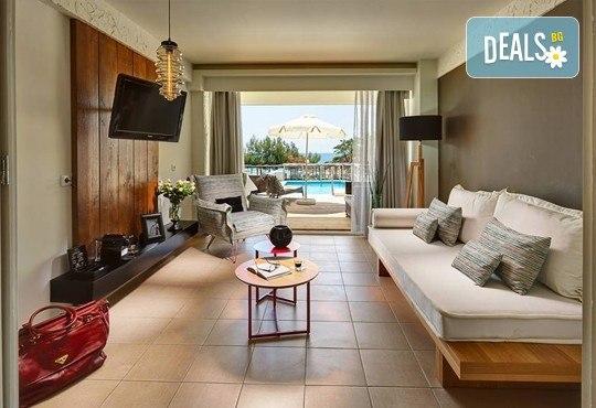 Изпратете лятото с почивка в Hotel Blue Dream Palace 4*, о. Тасос, през октомври! 2 нощувки със закуски и транспорт! - Снимка 4