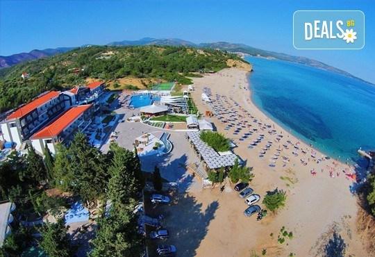Изпратете лятото с почивка в Hotel Blue Dream Palace 4*, о. Тасос, през октомври! 2 нощувки със закуски и транспорт! - Снимка 16