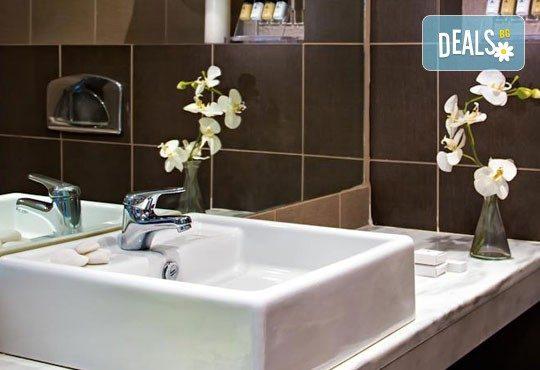 Изпратете лятото с почивка в Hotel Blue Dream Palace 4*, о. Тасос, през октомври! 2 нощувки със закуски и транспорт! - Снимка 3