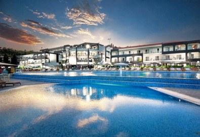 Изпратете лятото с почивка в Hotel Blue Dream Palace 4*, о. Тасос, през октомври! 2 нощувки със закуски и транспорт! - Снимка