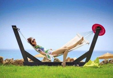 Последни слънчеви лъчи и топло море през октомври на о. Тасос! Почивка в Hotel Blue Dream Palace Thassos 4*: 3 нощувки със закуски, 1 вечеря и транспорт! - Снимка
