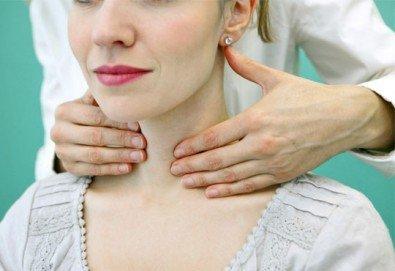 Бъдете здрави! Ехография на щитовидна жлеза и изследване на TSH хормон в МЦ Медкрос! - Снимка