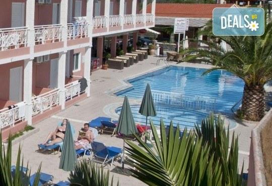 Почивка през септември на о. Корфу, Гърция: 3 нощувки със закуски в Angelina Hotel & Apartments, транспорт и водач, нощен преход на отиване! - Снимка 2