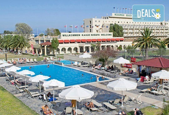 Септемврийска почивка на о. Корфу, Гърция: 3 нощувки All Inclusive в Messonghi Beach Holiday Resort, транспорт и водач, нощен преход на отиване! - Снимка 11