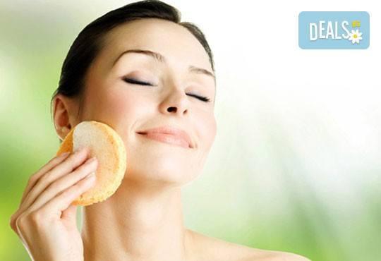 Почистване на лице в 13 стъпки с българска козметика по френски патент и терапия за лице с ампула от салон Relax beauty - Снимка 3