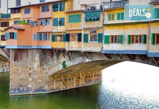 Самолетна екскурзия до Флоренция на дата по избор, със Z Tour ! 3 нощувки и закуски, самолетен билет, летищни такси и трансфер - Снимка 5