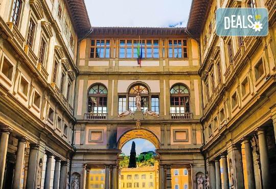 Самолетна екскурзия до Флоренция на дата по избор, със Z Tour ! 3 нощувки и закуски, самолетен билет, летищни такси и трансфер - Снимка 4