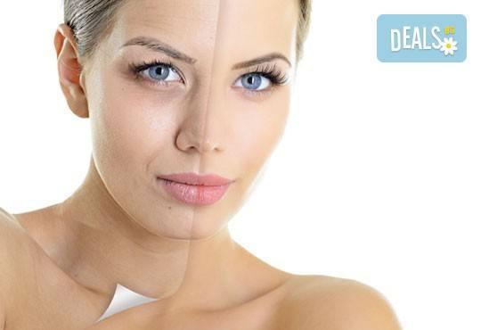 Дълбоко почистваща терапия за лице и криотерапия за затваряне на порите в салон за красота Relax Beauty! - Снимка 3