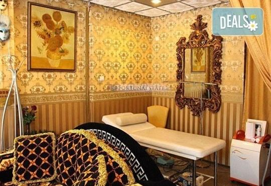 Дълбоко почистваща терапия за лице и криотерапия за затваряне на порите в салон за красота Relax Beauty! - Снимка 4