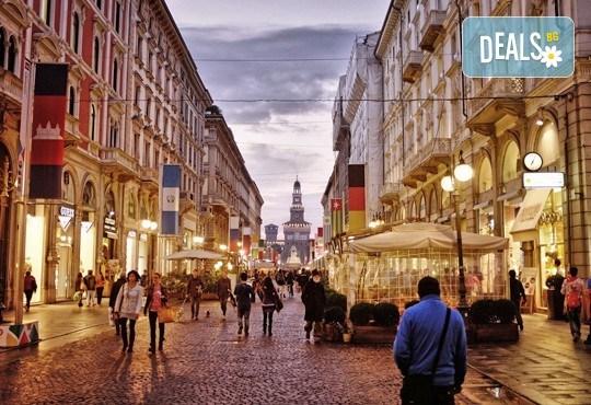 Самолетна екскурзия до Милано в период по избор! 3 нощувки със закуски в хотел 2*, билет, летищни такси и трансфер! - Снимка 3