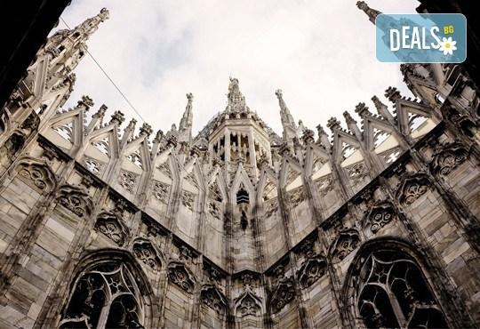 Самолетна екскурзия до Милано в период по избор! 3 нощувки със закуски в хотел 2*, билет, летищни такси и трансфер! - Снимка 4