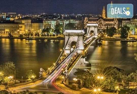 Екскурзия през ноември до Будапеща! 2 нощувки и закуски в хотел 2/3*, транспорт и възможност за посещение на Виена! - Снимка 1