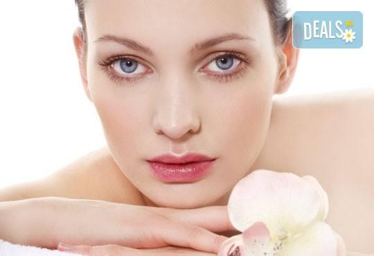За гладка и свежа кожа! Почистване на лице, футон терапия, ултразвук и масаж в салон за красота Sassy! - Снимка 1