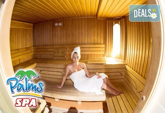 Влезте във форма с Palms Spa към хотел Анел 5*! Басейн + джакузи, фитнес или комбинация със сауна или парна баня само до 20.11! - Снимка 11
