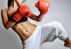 5 тренировки по бокс за мъже, жени и деца, спортен клуб Overfight