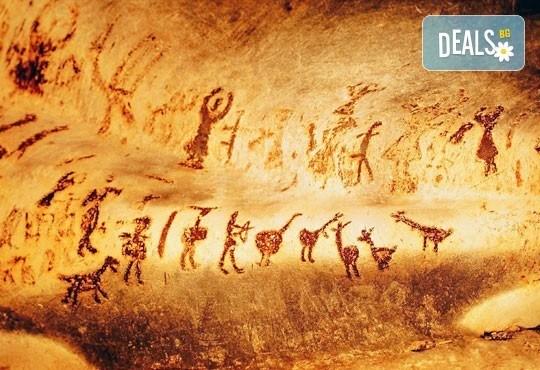 Еднодневна екскурзия през есента до Белоградчик, пещерата Магурата, Рабишкото езеро, транспорт и екскурзовод от Глобул Турс! - Снимка 2