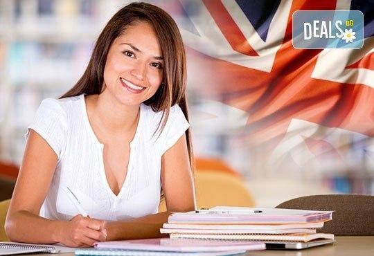 Курс по разговорен английски език, съботно-неделна група, 50 уч.ч., начална дата през септември, в УЦ Сити! - Снимка 1