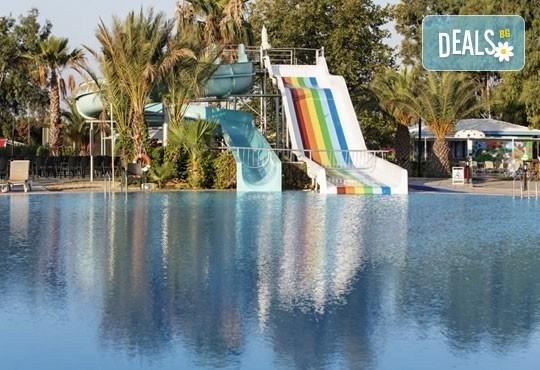 Last minute почивка със самолет в Анталия, тръгване на 10.09! 7 нощувки, Ultra All Inclusive в хотел Euphoria Palm Beach Resort 5*, Сиде, двупосочен билет, летищни такси и трансфери - Снимка 7