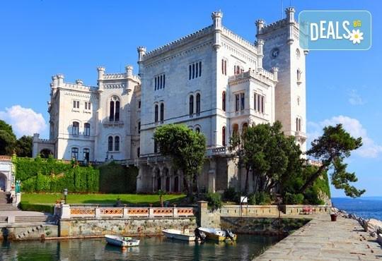 Септемврийски празници в Словения, Италия и Сан Марино! 3 нощувки със закуски, турове във Венеция и Триест и транспорт от Плевен! - Снимка 1