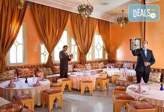 Super last minute промоция за почивка в Мароко само за 06-13.09.16г.! 7 нощувки, закуска и вечеря в хотел Blue Sea Le Tivoli 4*, Агадир, двупосочен билет, летищни такси и трансфери! - Снимка 8