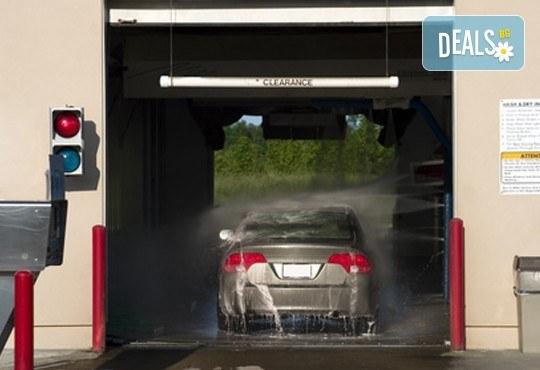 Обновете своя кожен салон! Почистване и подхранване на кожен салон, външно и вътрешно почистване на автомобилa в автомивка NIKEA! - Снимка 2