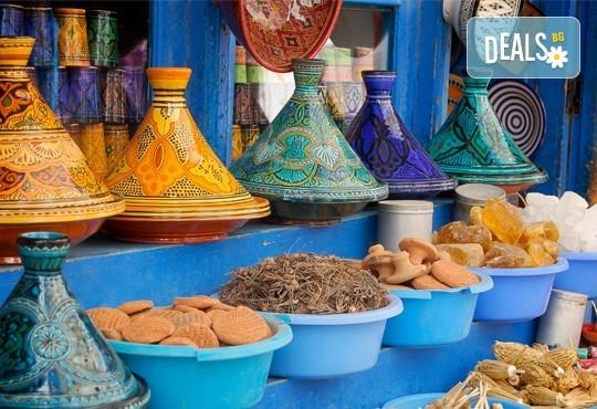 Супер екскурзия на супер цена до Мароко, Агадир само за дата 13.09-20.09.16г.! 7 нощувки, със закуски и вечери, обиколка на Есуир и Маракеш, двупосочен билет, летищни такси и трансфери! - Снимка 12