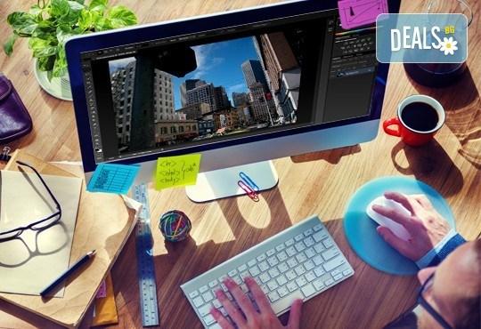 Нова възможност за развитие! Online курс за начинаещи и напреднали по Adobe Photoshop с неограничен достъп до видеоуроци + възможност за издаване на сертификат от център Progress! - Снимка 4