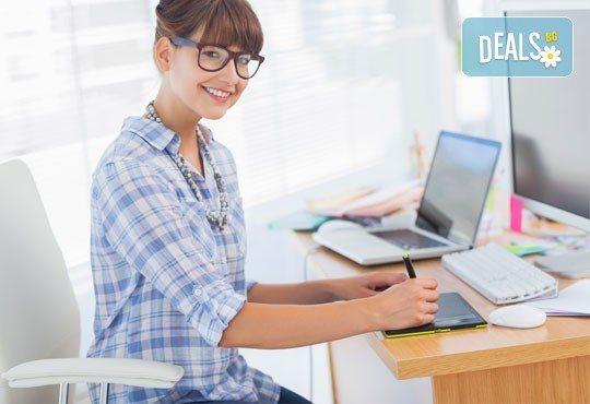 Нова възможност за развитие! Online курс за начинаещи и напреднали по Adobe Photoshop с неограничен достъп до видеоуроци + възможност за издаване на сертификат от център Progress! - Снимка 3
