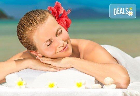 Релакс от Изтока! 60-минутен балийски масаж на цяло тяло със сандалови масла и магнолия в студио Giro! - Снимка 1