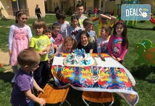 DJ- aниматор и озвучаване за детски Рожден или Имен ден - 60, 90 или 120 минути, с подарък украса и на избрано от Вас място, от Естер Евент - Снимка 8