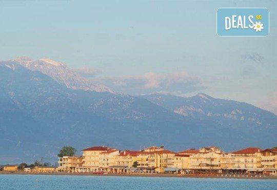 Почивка през септември на Олимпийската ривиера, Гърция - 5 нощувки със закуски и вечери в Platon Beach Hotel 2*! - Снимка 3