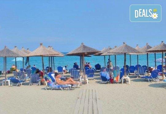 Почивка през септември на Олимпийската ривиера, Гърция - 5 нощувки със закуски и вечери в Platon Beach Hotel 2*! - Снимка 1