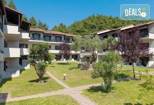 Почивка през септември на Халкидики, Гърция! 5 нощувки на база All Inclusive в Bellagio Hotel 3*, Касандра, от Теско Груп! - Снимка 14
