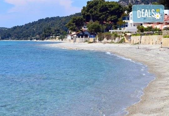Почивка през септември на брега на Егейско море с ТА Ревери! 3 нощувки със закуски и вечери в Leonidas Apartments, Касандра, Гърция! - Снимка 17