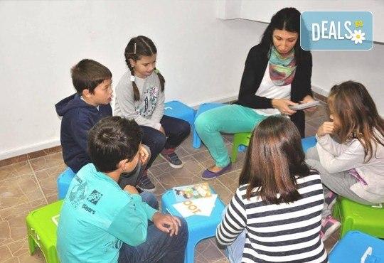 Месечна ученическа занималня за деца от 1 до 5 клас - подготовка на уроците и много забавления от езиков център WonderLand - Снимка 2