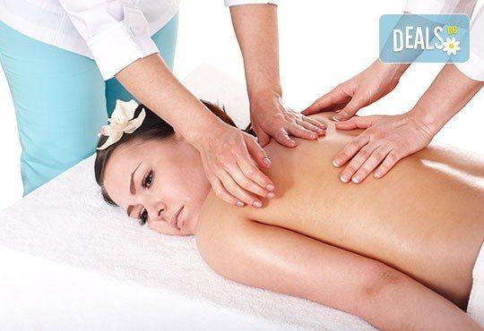Екзотичен СПА ден за пълно блаженство с масажи по избор за един или двама души в салон Лаура стайл! - Снимка 1