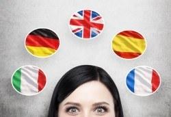 Полуиндивидуален или индивидуален курс по език по избор, школа Без граници