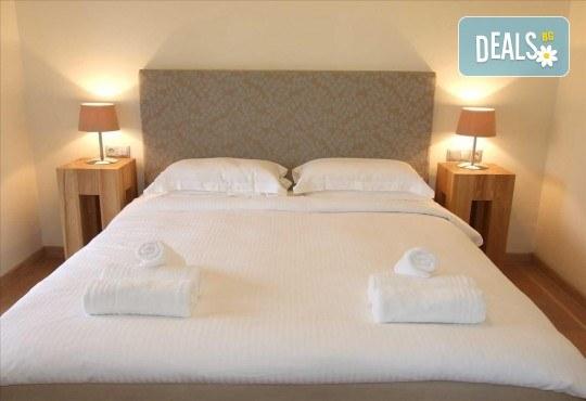 Почивка в Гърция през септември или октомври! 3 нощувки със закуски в Hanioti Village & Spa Resort 2*+, Касандра, Халкидики! - Снимка 7