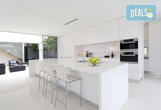 И домът Ви ще заблести от чистота! Професионално цялостно почистване на дома или офиса до 100 кв.м. от Брилянтино! - Снимка 4