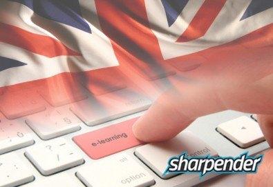 Индивидуален 6-месечен онлайн курс по английски за начинаещи от онлайн езикови курсове Sharpender