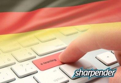 Индивидуален 6-месечен онлайн курс по немски език за начинаещи от онлайн езикови курсове Sharpender