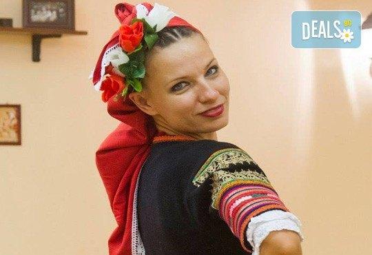 Красиво тяло! 5 посещения на занимания по избор: народни танци или аеробика в зала Dance It! - Снимка 8