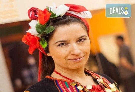 Запознайте се с автентичния български фолклор! 5 посещения на народни танци в клуб за народни танци Хороводец! - Снимка 11