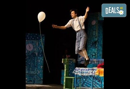 Гледайте с децата! Карлсон, който живее на покрива в Младежки театър на 24.09., събота, от 11ч. - Снимка 7