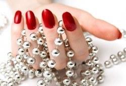 Перфектни ръце! Маникюр с гел лак BlueSky в новото Студио за красота SUNCHITA - Снимка