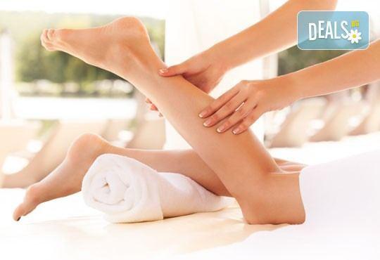 Дълбокотъканен масаж на цяло тяло с техники за отпускане на гърба и болкоуспокояваща терапия при рехабилитатор в Студио Кинези плюс! - Снимка 2