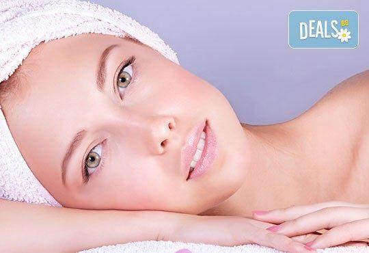 Почистване на лице в 10 стъпки с козметика Glory, терапия за лице по избор и много бонуси от салон за красота Вили! - Снимка 1