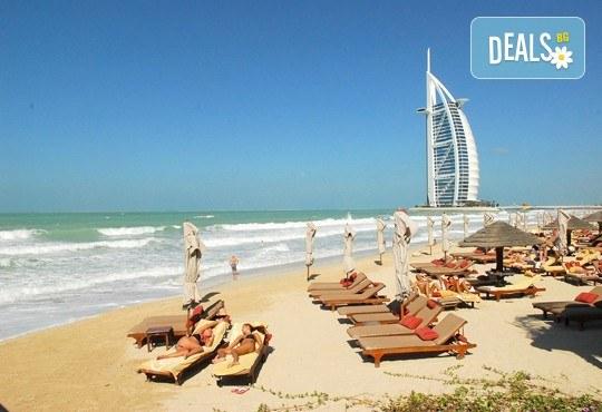 Достижим лукс в Дубай през есента! 4 нощувки със закуски в Arabian Park 3* и панорамен тур на Дубай, самолетен билет, такси и трансфер! - Снимка 1