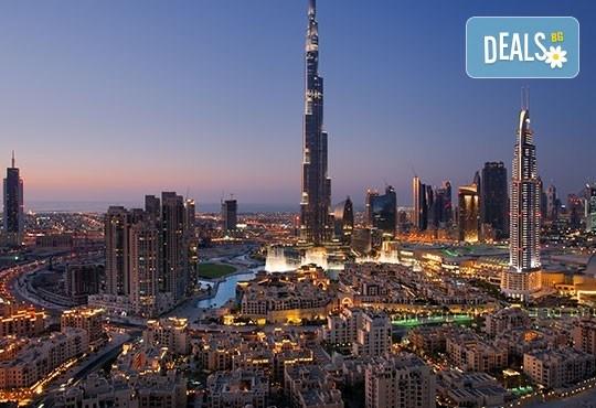 Достижим лукс в Дубай през есента! 4 нощувки със закуски в Arabian Park 3* и панорамен тур на Дубай, самолетен билет, такси и трансфер! - Снимка 3